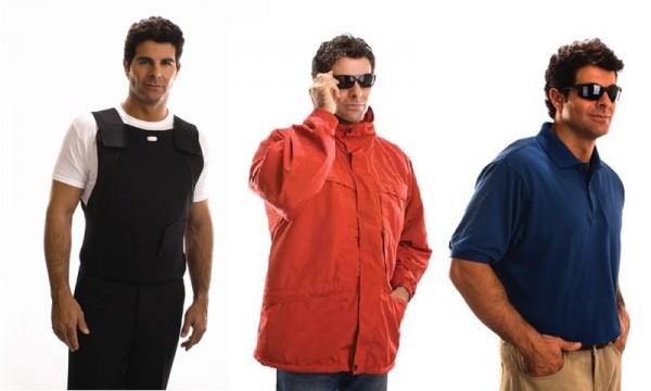 Мигель Кабальеро выпустил коллекцию пуленепробиваемой одежды