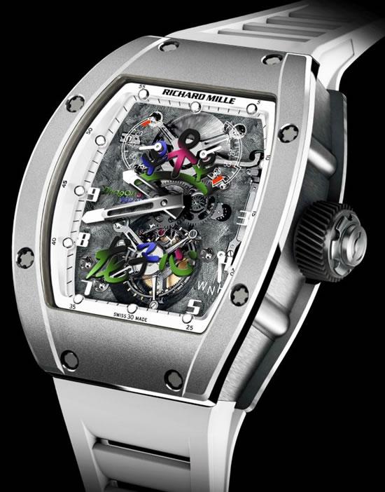 Richard Mille выпустил часы в честь благотворительного фонда Джеки Чана
