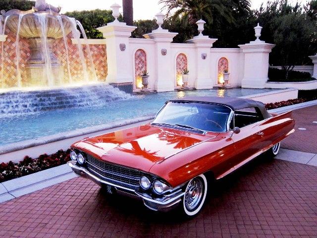 Раритетный 1962 Cadillac Louis Vuitton