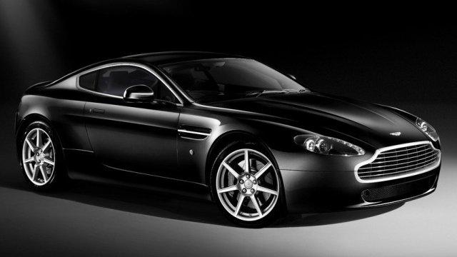 Aston Martin выпустил Vantage 4,7 Special Edition