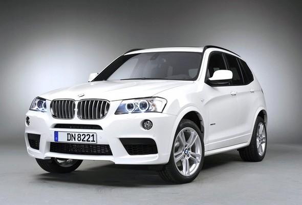 Кроссовер BMW X3 2011