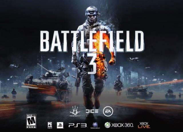 Battlefield 3 обгонит всех конкурентов