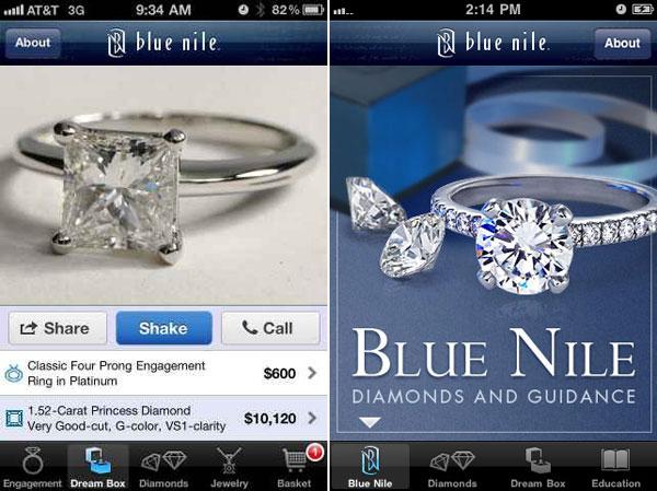 Кольцо за 0 тыс. было куплено через приложение iPhone