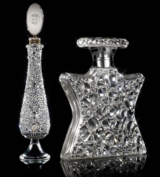 Элитный парфюм Bond No.9 во флаконе с кристаллами Swarovski Bond No.9