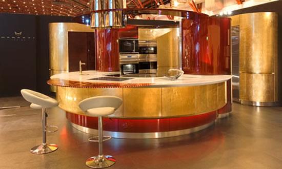 Marazzi Design представил самую дорогую кухню в мире
