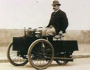 Самый старый автомобиль в мире