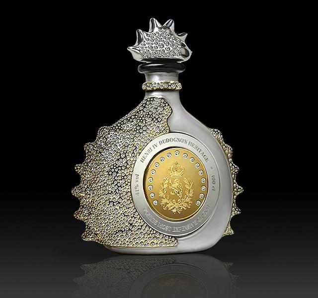Самый дорогой коньяк в мире Croizet 1858