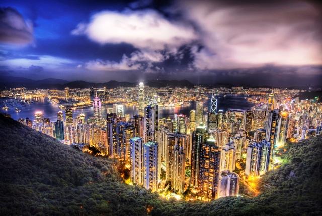 В Гонконге самая дорогая элитная недвижимость