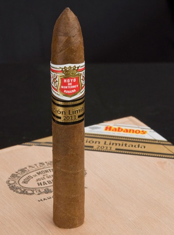 Habanos S.A. выпустил элитные сигары Hoyo de Monterrey 2011