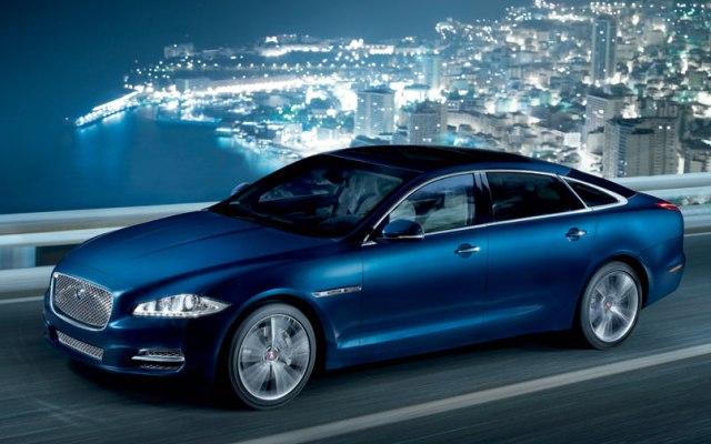 Премиум-седан Jaguar XJ 2011