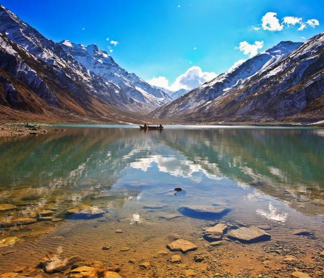 Озеро Саиф-Ул-Малоок Пакистан