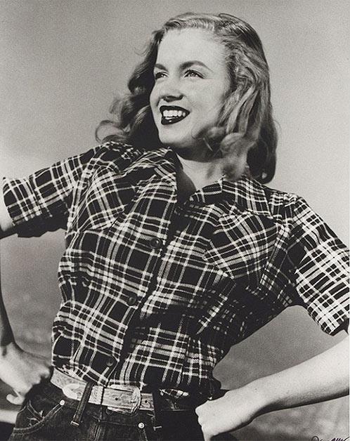 Фото 20-летней Мэрилин Монро выставят на аукцион