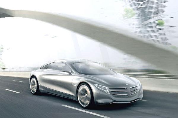 Mercedes-Benz F125 - люкскар будущего