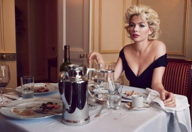 Мишель Уильямс для Vogue