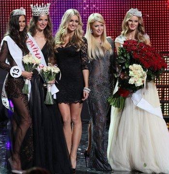 Ярослава Куряча стала «Мисс Украина-2011»