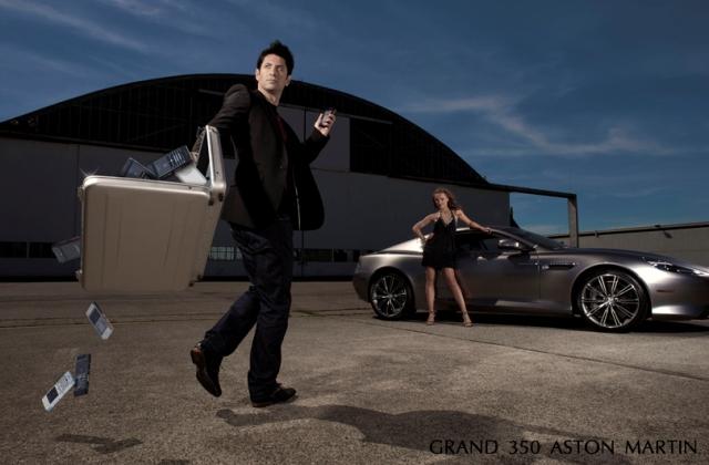 Mobiado презентовал моноблок Grand 350 Aston Martin