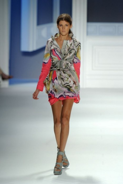 Модные тенденции с подиумов Нью-Йорка
