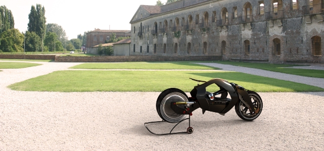 Peugeot 515 - электромотоцикл будущего