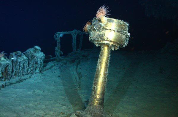 Самый крупный морской клад оценили в $ 230 млн