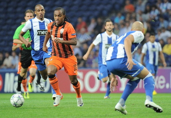Шахтер проиграл 1:2 Порту в Лиге чемпионов