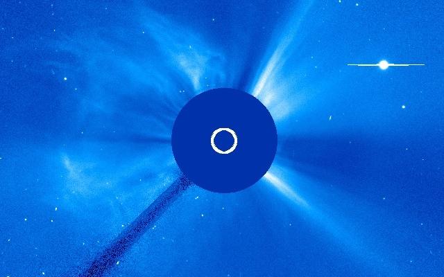 Земле угрожает Солнце