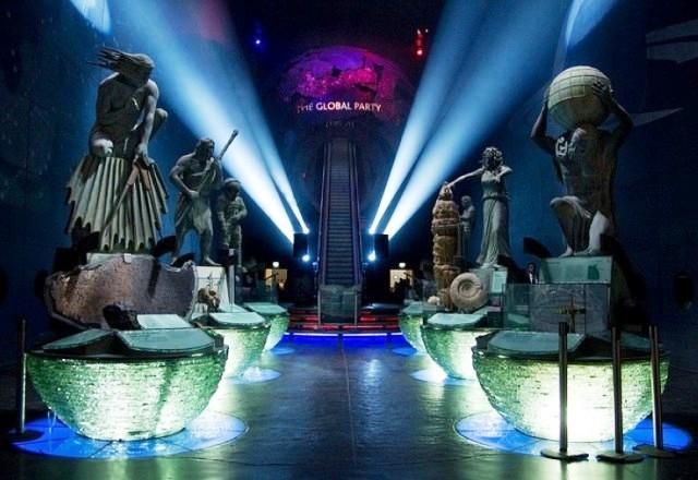 VIP-вечеринка Global Party 2011 прокатилась по миру