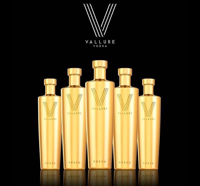VALLURE - самая роскошная водка в мире