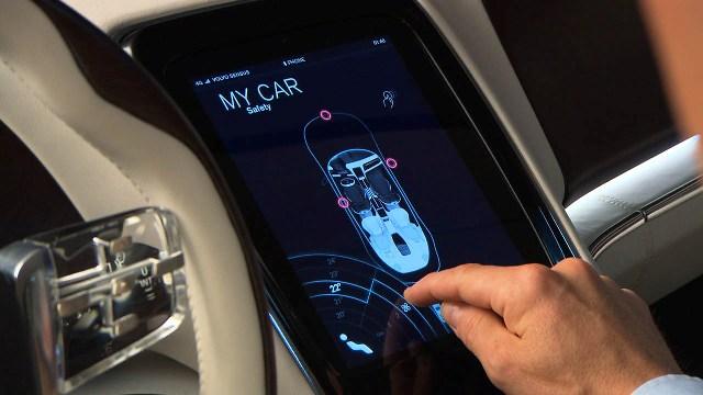 Volvo показал роскошный седан Concept You для Франкфурта