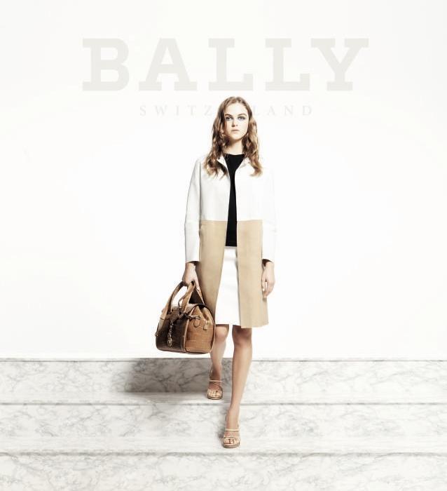 Новая коллекция BALLY сезона весна-лето 2012
