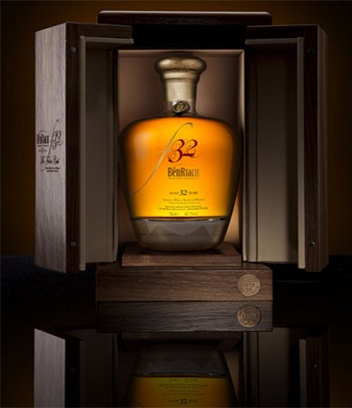 BenRiach анонсировал выпуск самого раритетного виски Firkin Cask