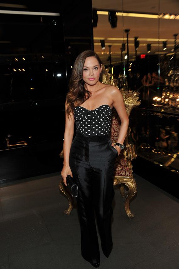 Dolce&Gabbana закатил крупную вечеринку в Нью-Йорке