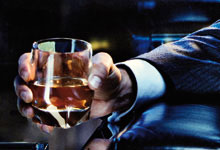 Приватный бар от Johnnie Walker и Porsche