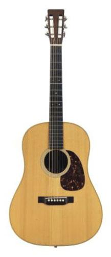 Коллекцию Гитар Ричарда Гира выставят на Кристис