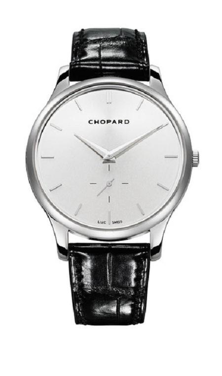 Chopard презентовал новый винтажный хронограф