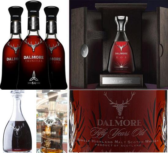 Виски  Dalmore купили за 0 тыс. в Duty Free