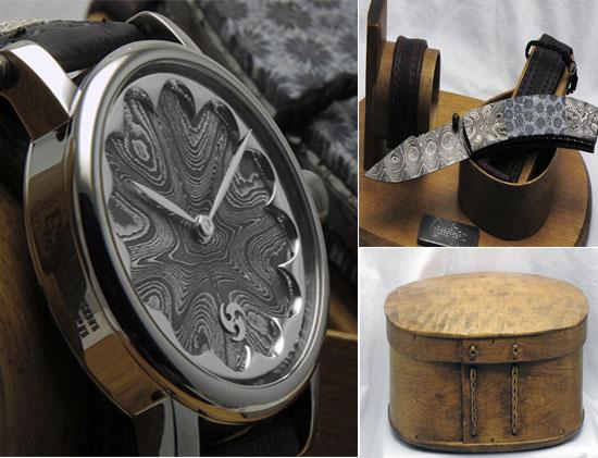 Эксклюзивный набор от часового бренда Gustafsson & Sjögren