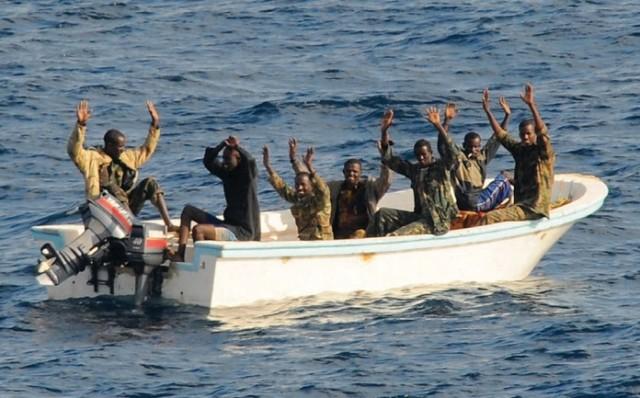 Современные пираты (арест)