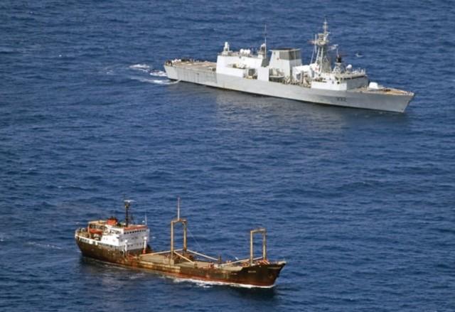 Всемирный день моря - Мир против пиратства