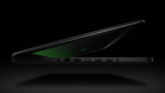 Razer Blade - первый в мире ноутбук для геймеров