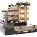 Раритетный набор для курения Art Deco