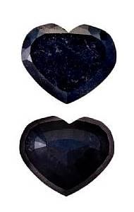 """Бриллиант """"Черное сердце"""" выставят на Bonhams"""