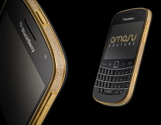 Смартфон BlackBerry Bold 9900 от Amosu Couture