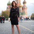 Синди Кроуфорд побывала в Москве