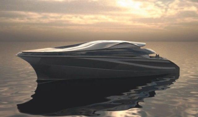Суперяхта E-Yacht - изысканность и экологичность