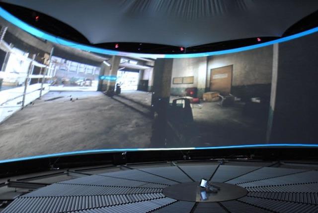 Британцы запустили FPS-симулятор за $ 650 000