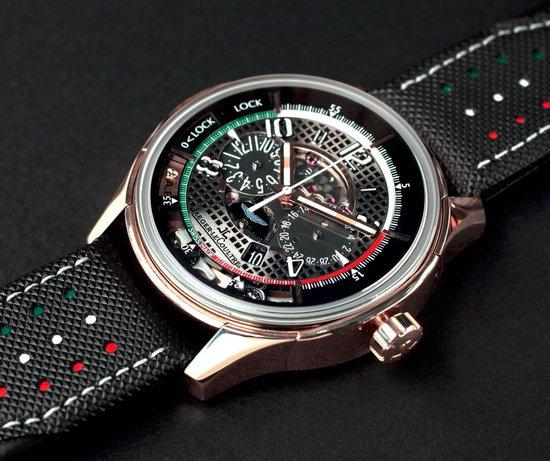 Jaeger-LeCoultre AMVOX2 Grand Chronograph