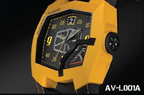 Дебют часового бренда Adriano Valente