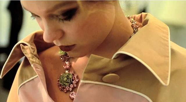 Prada дебютирует первой коллекцией Resort 2012