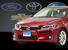 Lexus - лучший автомобильный бренд в мире