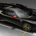 Формульный суперкар Lotus Evora S GP Edition
